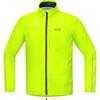 GORE RUNNING WEAR Essential GT Active Jacket Men neon yellow